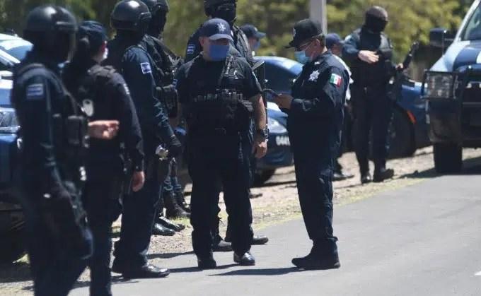Policía joven