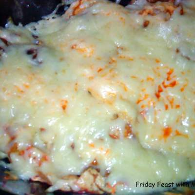 Announcing Friday Feast : Baked Omelette recipe