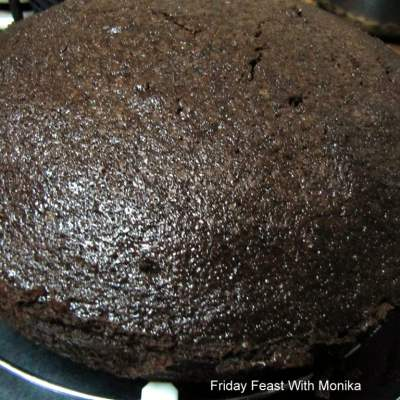 Trans-Continental Baking Experiment – A Chocolate Mud Cake