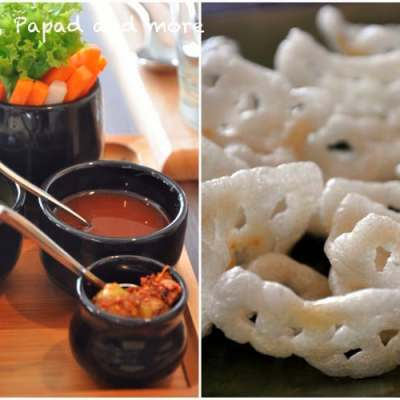 Sattvam : An afternoon with Sattvik Food