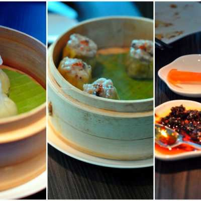 Yauatcha : Bangalore & A New Dimsum Destination