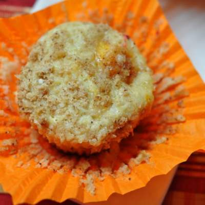 Whole Wheat Apple & Orange Muffins