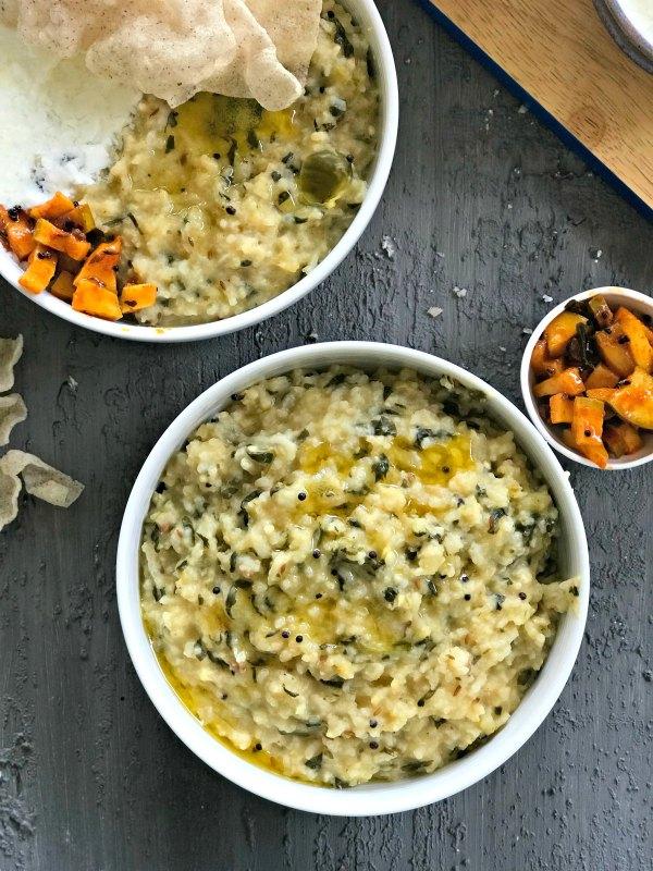 Methi Khichdi Recipe