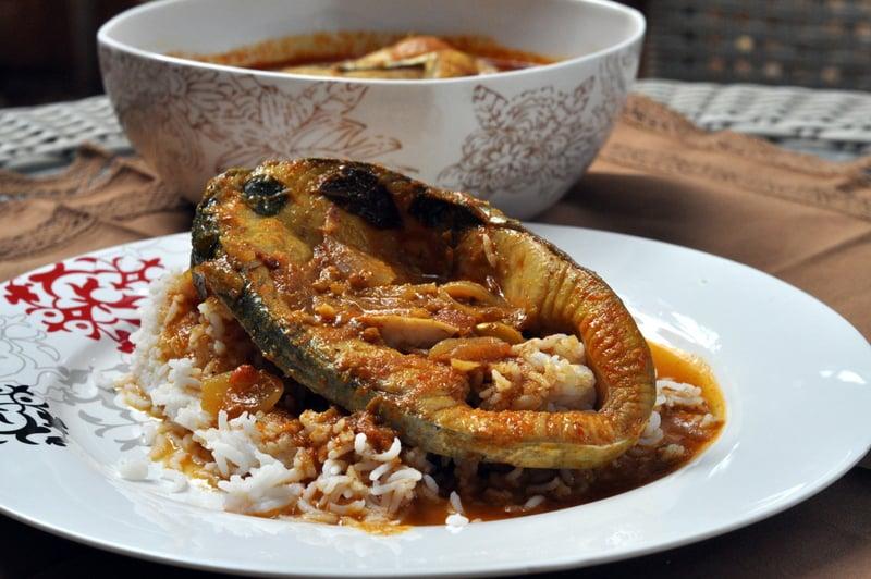 Chettinad Fish Curry