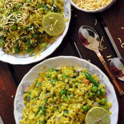 Poha : The Breakfast Star
