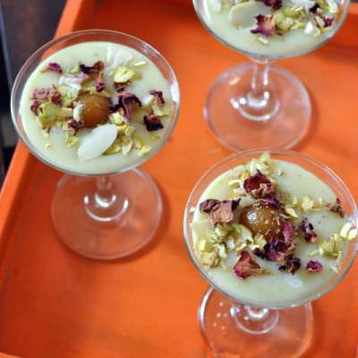 Thandai Mousse : Holi Special Recipe