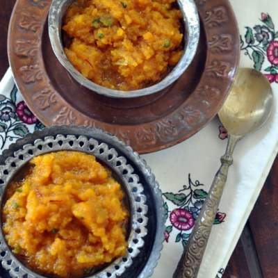 Moong Dal Halwa : Holi Special