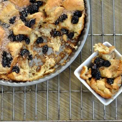 Alcohol in Baking & Boozy Bread Pudding Recipe