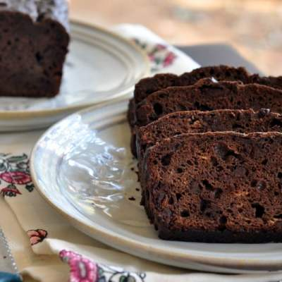 Best Ever Whole Wheat Banana Bread