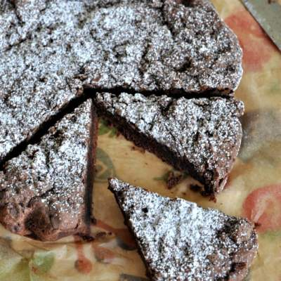 Kladkakka – Swedish Chocolate Cake