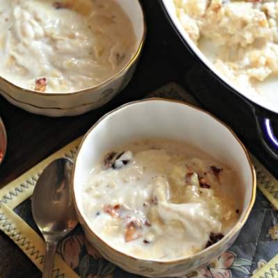 Um Ali – Egyptian Bread Pudding
