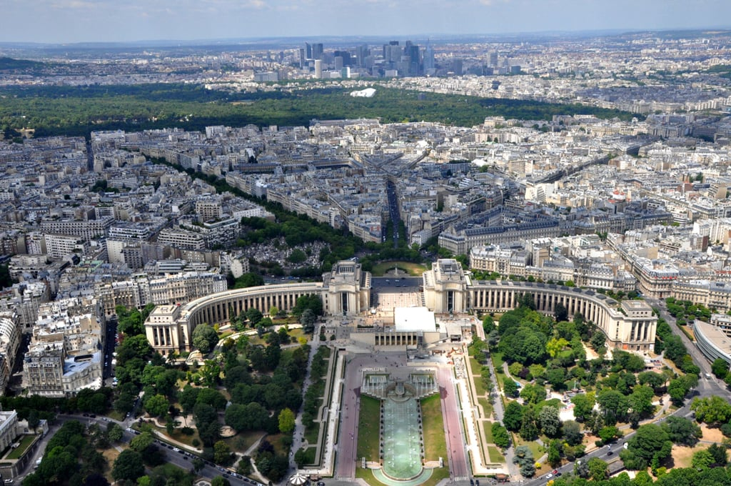 View from the Eiffel Tower - 2