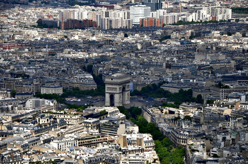 View from the Eiffel Tower - 3
