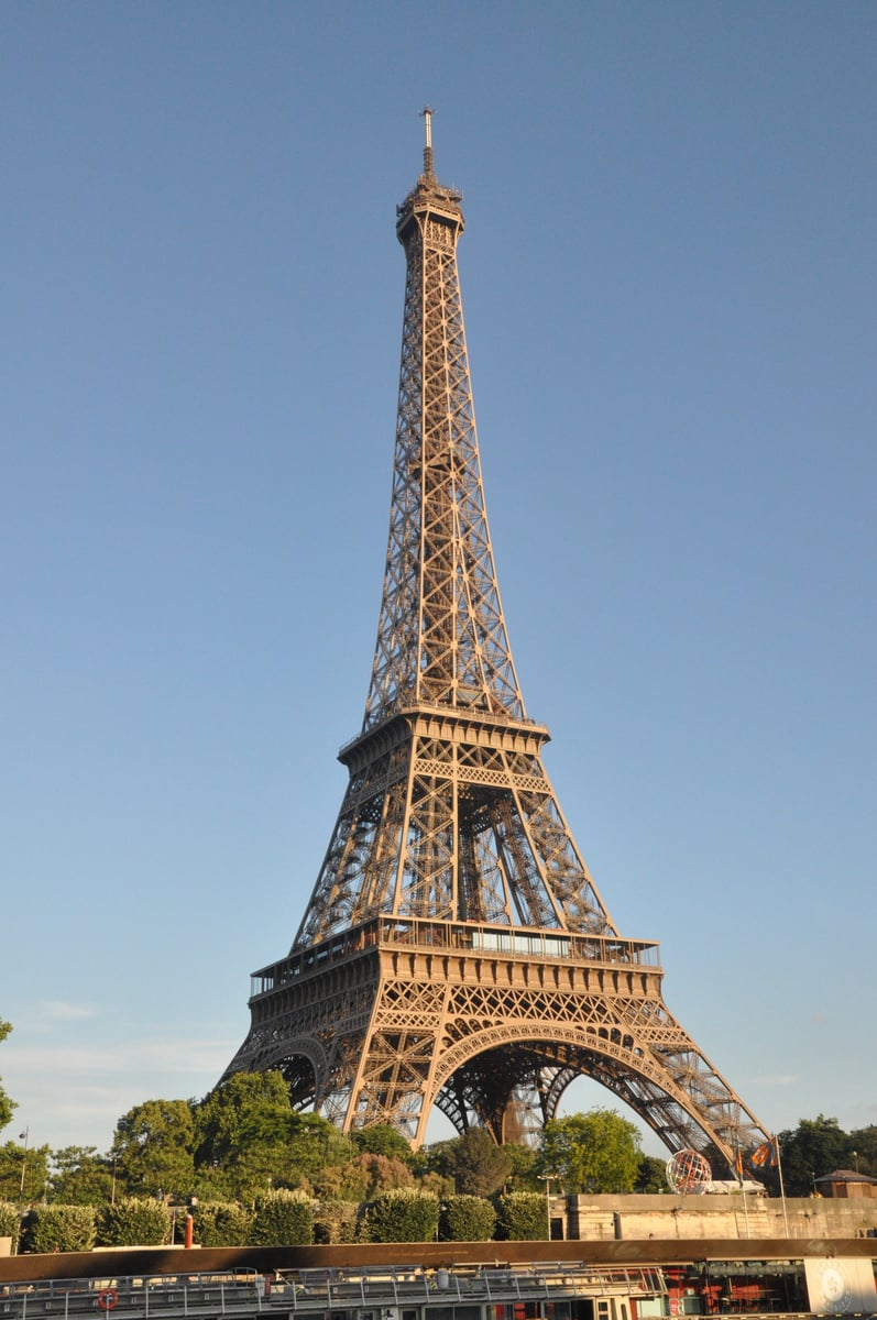 Eiffel Tower In all it's glory