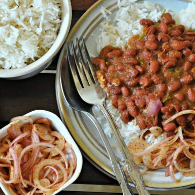 Of Sunday Afternoons and Rajma Chawal