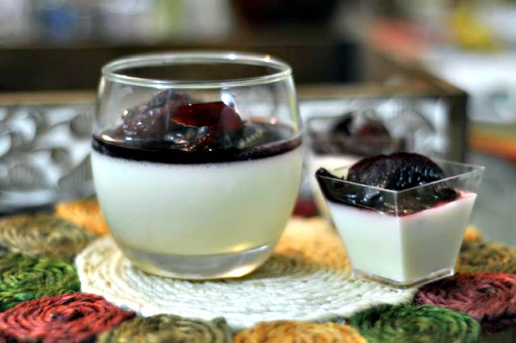 Tender Coconut Mousse