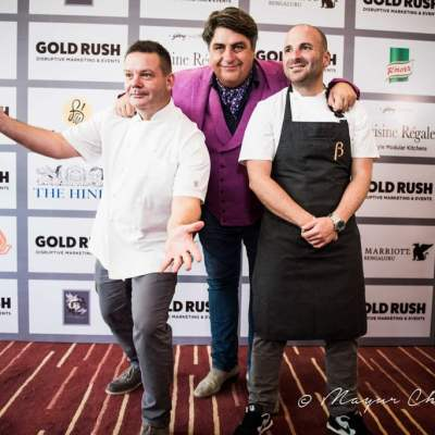 World on Plate With Gary, Matt and George from Australia