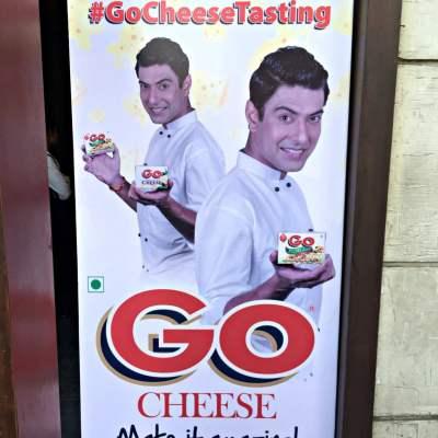 Go Cheese Tasting With Chef Ranveer Brar