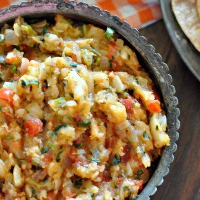 Shalgam ka bharta | Mashed Turnip Stir Fry