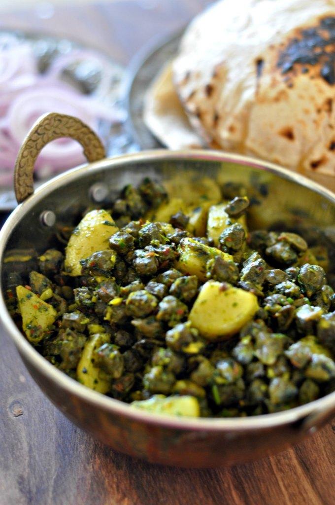 Spicy Green Gram