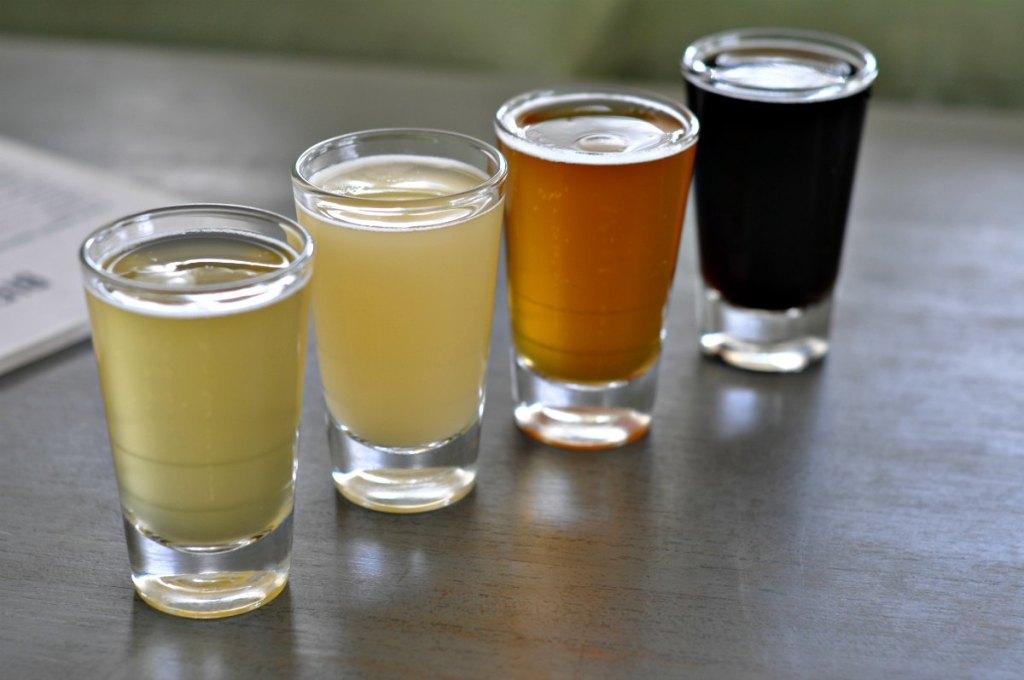 Beer Sampler Beirgarten