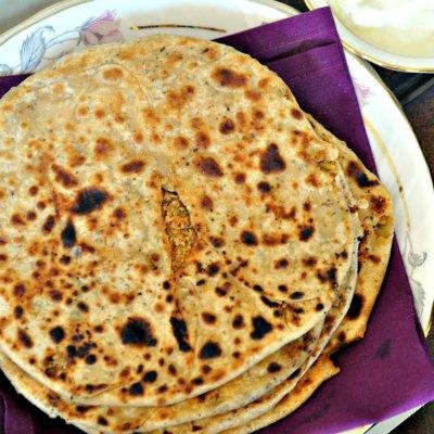 Sattu Parantha | Nutritious Sattu Parantha Recipe