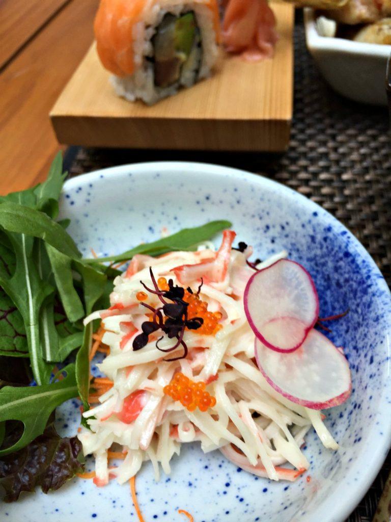 Crab Salad Edo