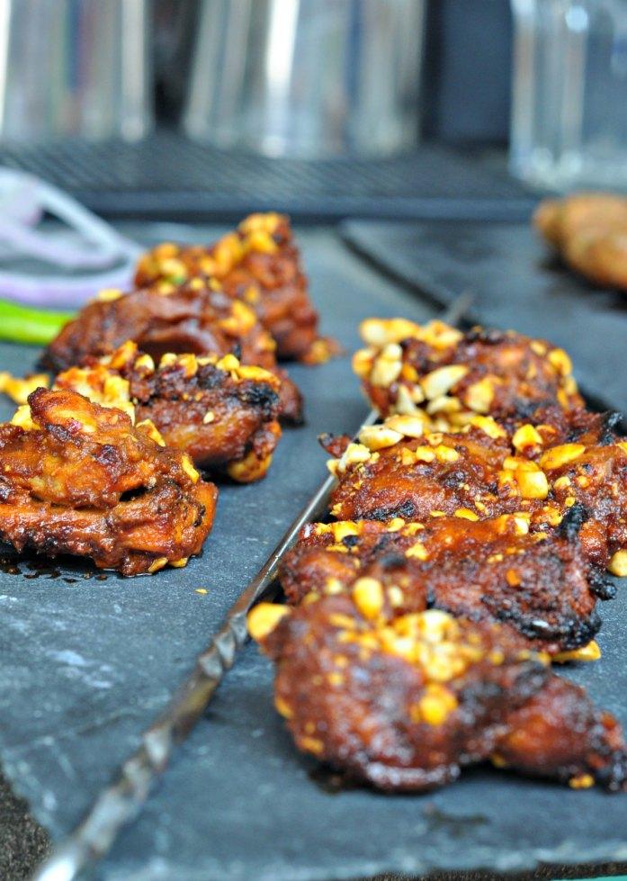African Suya Kabab