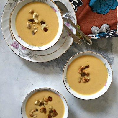 Mango Phirni – Creamy mango and rice pudding