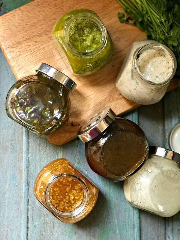 Best Salad Dressings