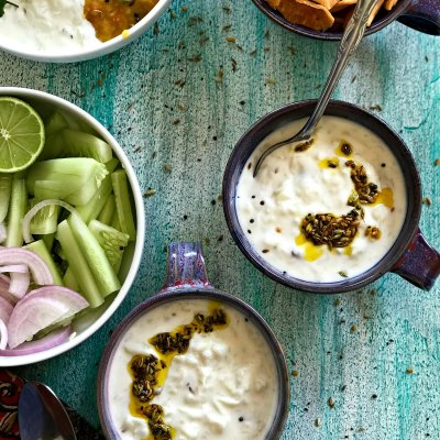 Lauki Ka Raita Recipe – Bottlegourd Yoghurt Relish