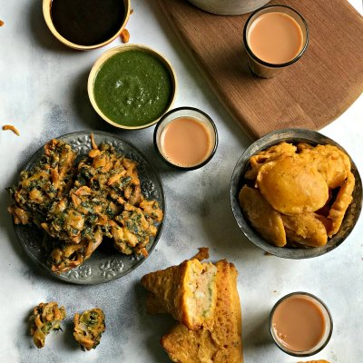 Arbi Leaves Pakoda & Tips to make the best Pakoras