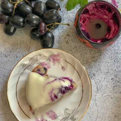 Java Plum or Jamun Cake : Summer on a platter