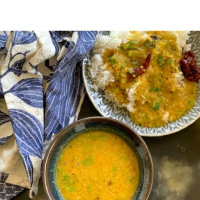 Best Ever Dal Recipe