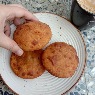 Mangalore Buns: Easy & Delicious Breakfast