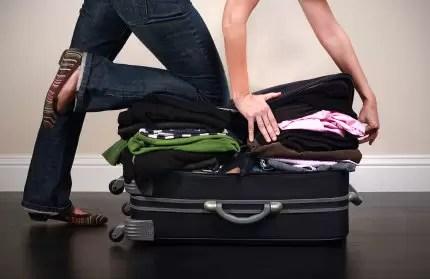 Cómo armar la valija sin que sobre o falte algo