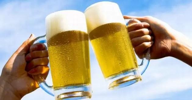 Efectos saludables en la salud por el consumo de cerveza