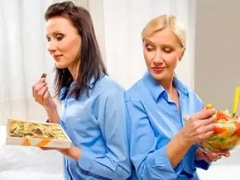La importancia de que comer y cuando