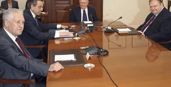 El gobierno sin políticos de Grecia