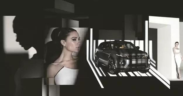 Range Rover Evoque: El auto que diseñó Victoria Beckham