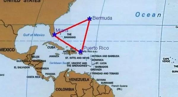 Resuelven el misterio del 'Triángulo de las Bermudas'