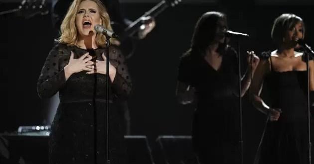 El secreto de Adele para verse flaca