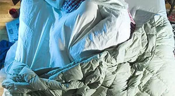 Cómo es tu pareja según la posición en que duerme