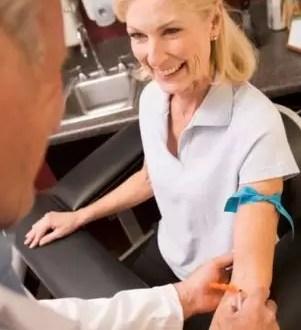 Cómo donar sangre paso a paso