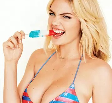 Kate Upton quiere senos mas pequeños
