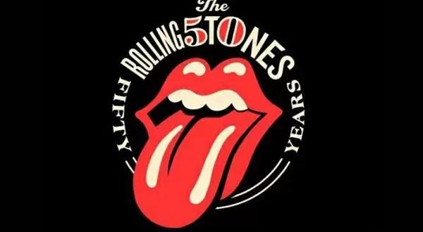 Los Rolling Stones renuevan su logo