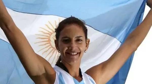 Luciana Aymar llevará llevará la bandera argentina