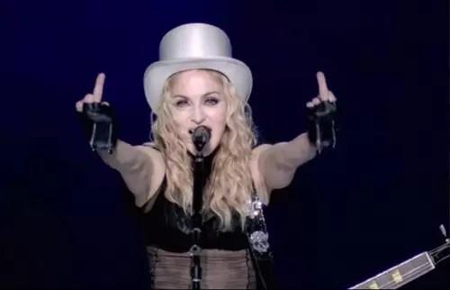 Las excentricidades que pide Madonna para su camarín