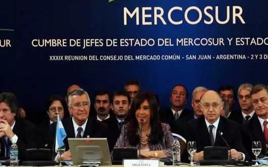 Mercosur: Suspenden a Paraguay hasta 2013