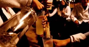 Energizantes y alcohol, la mezcla mortal